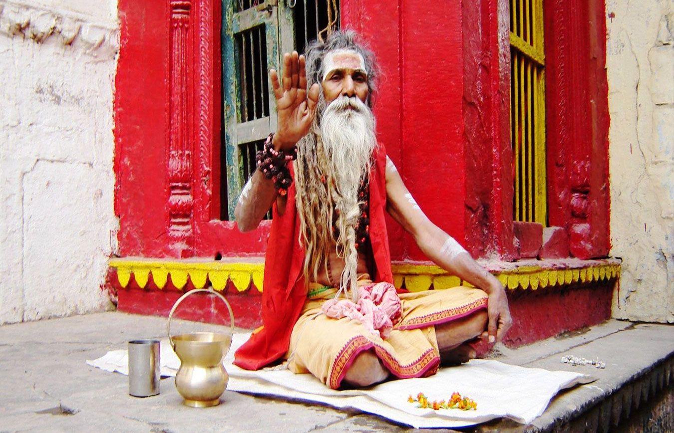 Rencontrez des peuples locaux en Inde Rajasthan