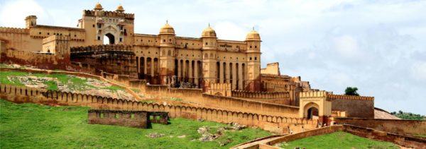 voyage a jaipur et visitez le fort d'amber, circuit magie du rajasthan