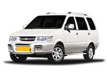 Location de voiture Inde Chevrolet Tavera