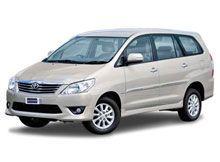 Location de voiture Inde Toyota Innova
