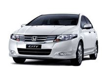 Location de voiture Inde Honda city