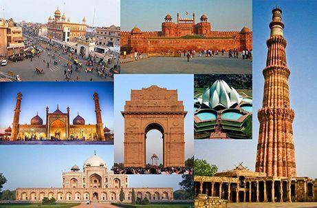 Voyage en Inde - Visiter l'Inde et ses palais