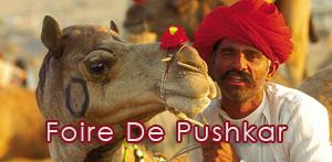 Foires et festivals pushkar en Inde